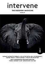 Intervene Magazine cover